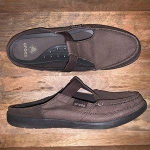 Crocs Open Slip On Loafers
